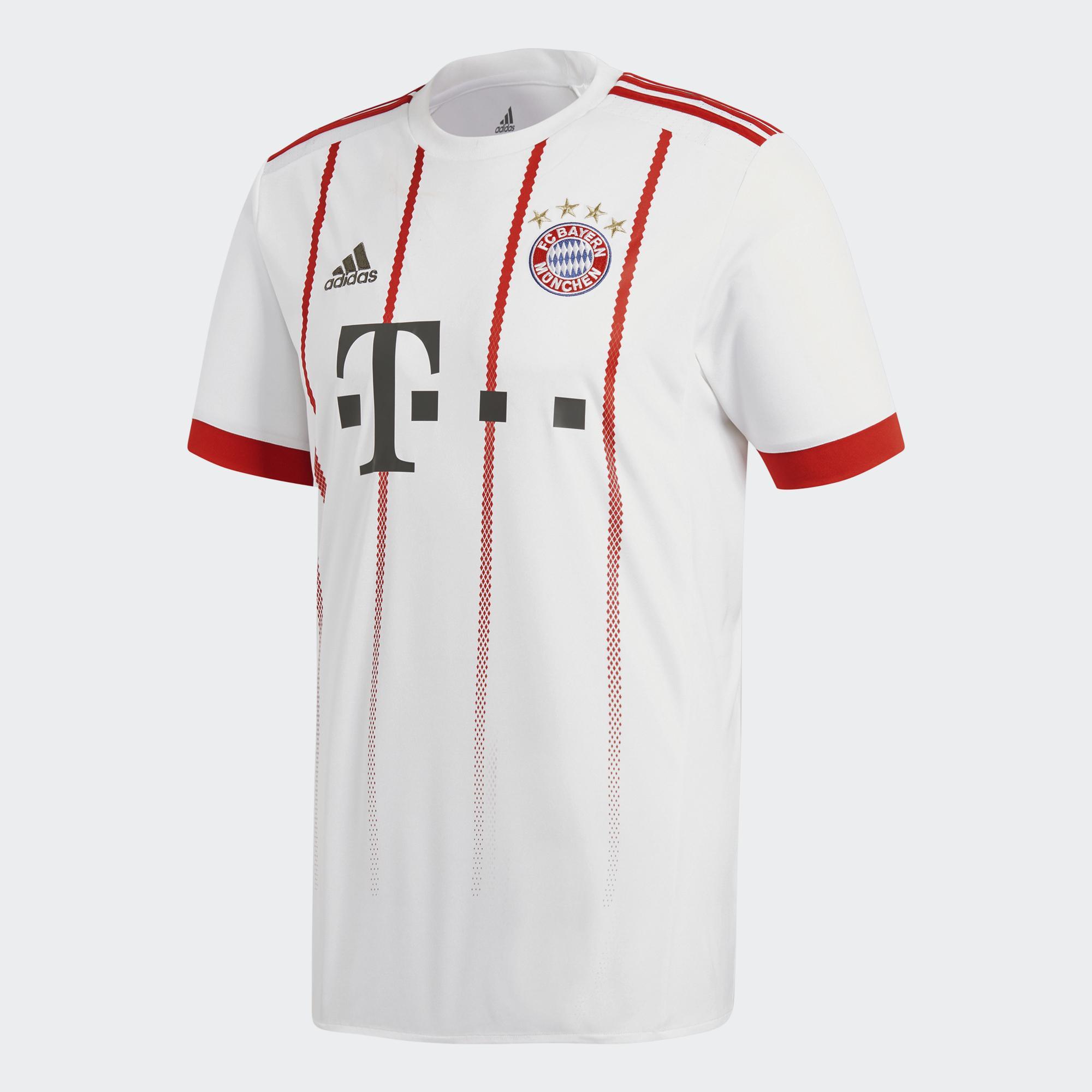 Terza Maglia Home FC Bayern München gara