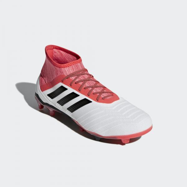Adidas Scarpe Calcio Predator 18.2 Fg BIANCO Tifoshop