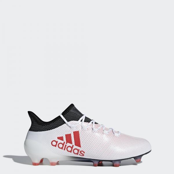 Adidas Football Shoes X 17.1 Fg WHITE