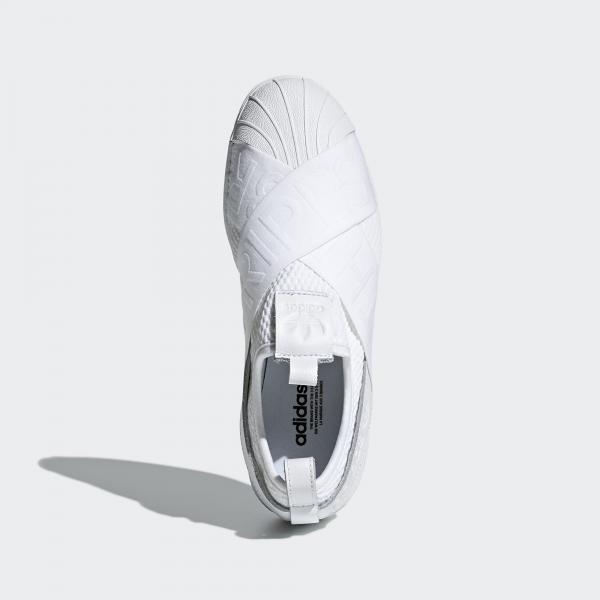 Adidas Originals Scarpe Superstar Slip-on  Donna BIANCO Tifoshop