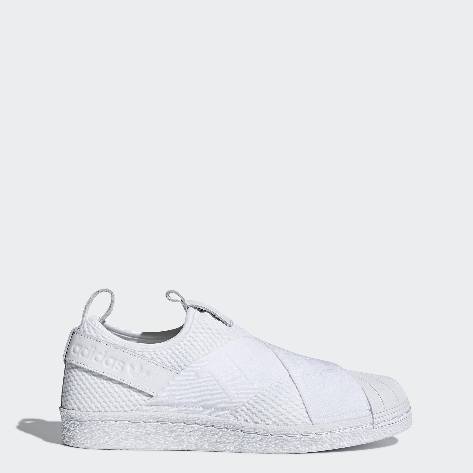 Adidas Slip-On Originals Bianco rcirWfb