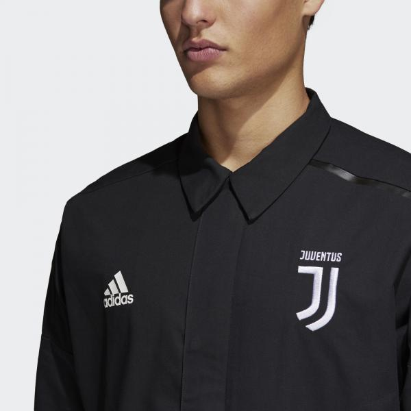 Adidas Felpa  Juventus Nero Tifoshop