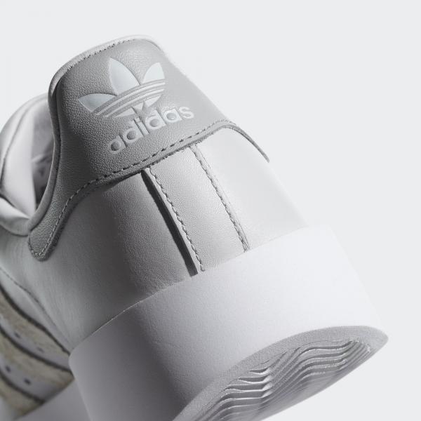 Adidas Originals Scarpe Superstar Bold  Donna GRIGIO Tifoshop