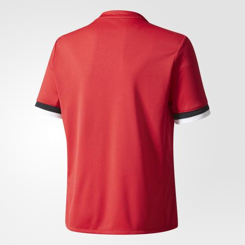 Adidas Maglia Gara Home Manchester United Junior  17/18