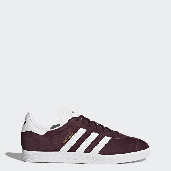 Adidas Originals Chaussures Gazelle BORDEAUX