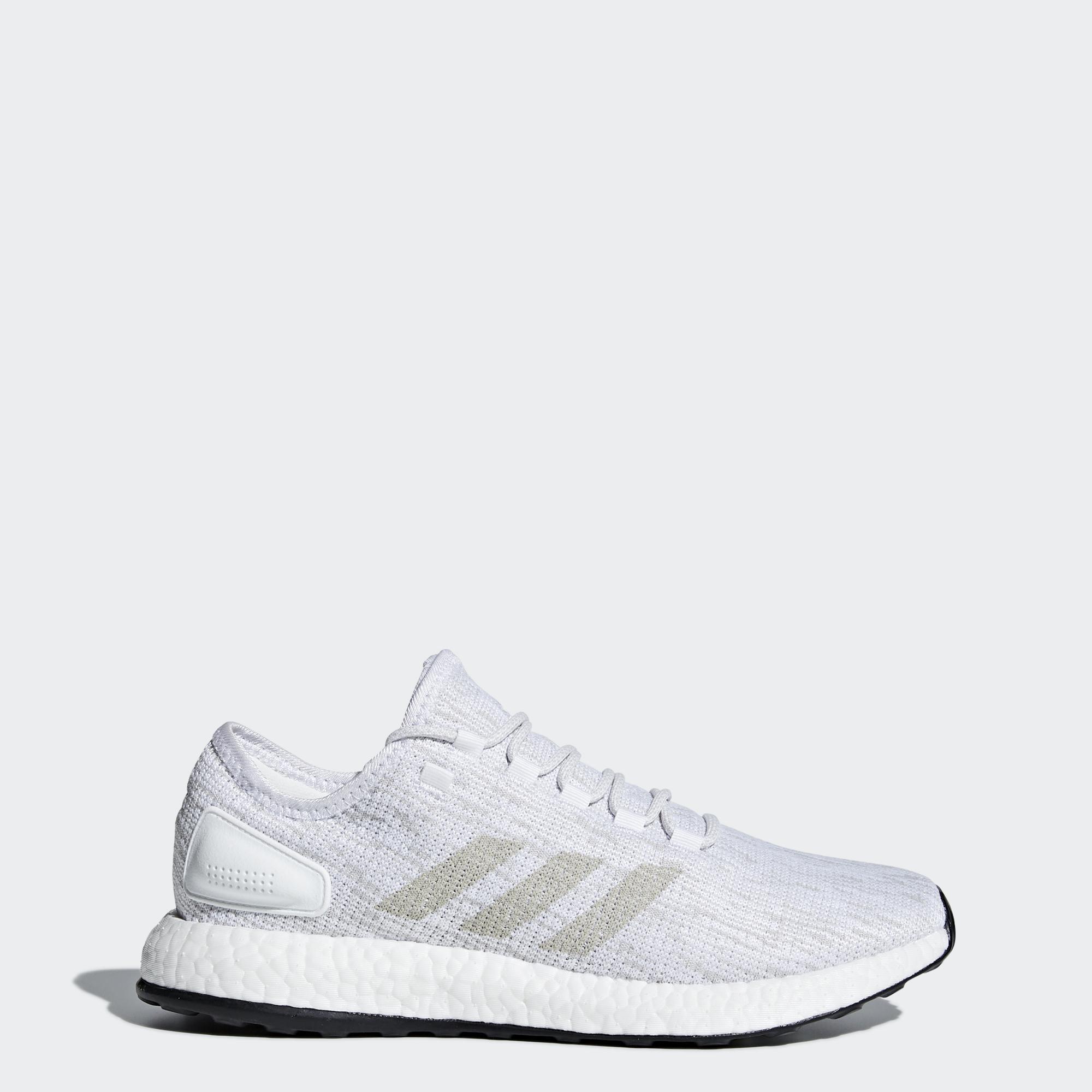 Adidas Shoes Pureboost Ftwr White grey One crystal White - Tifoshop.com 26db8bf6c0e