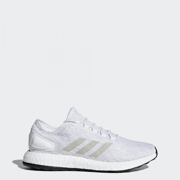Adidas Scarpe Pureboost BIANCO