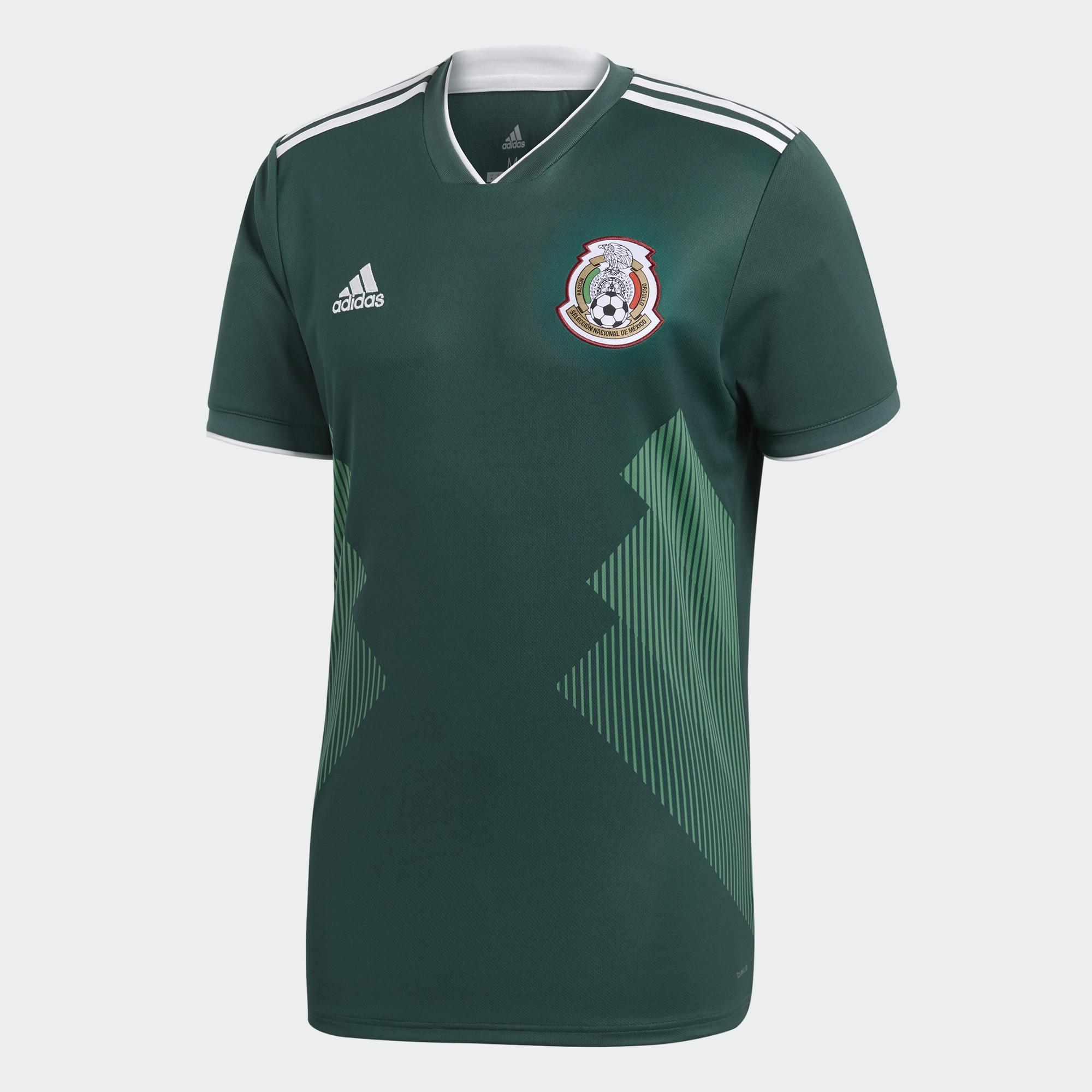 Adidas Maglia Gara Home Messico   18/20