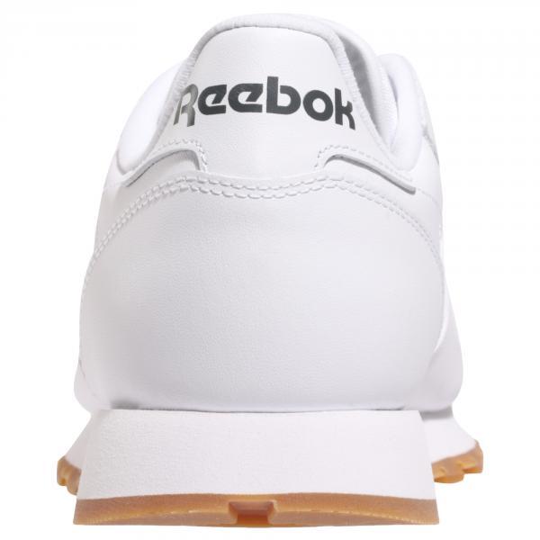 Reebok Scarpe Classic Leather Bianco Tifoshop