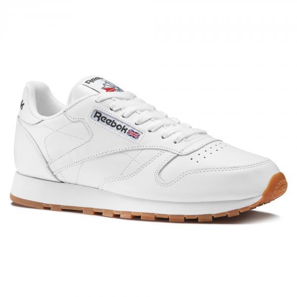 Reebok Scarpe Classic Leather Bianco