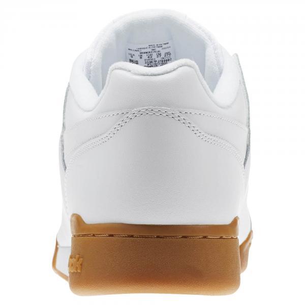 Reebok Scarpe Workout Plus Bianco Tifoshop