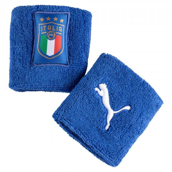Puma Wristbands Figc Italy TEAM POWER BLUE-PEACOAT