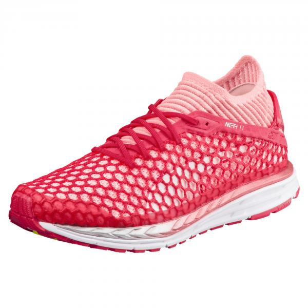Puma Scarpe Speed Ignite Netfit 2  Donna Rosa