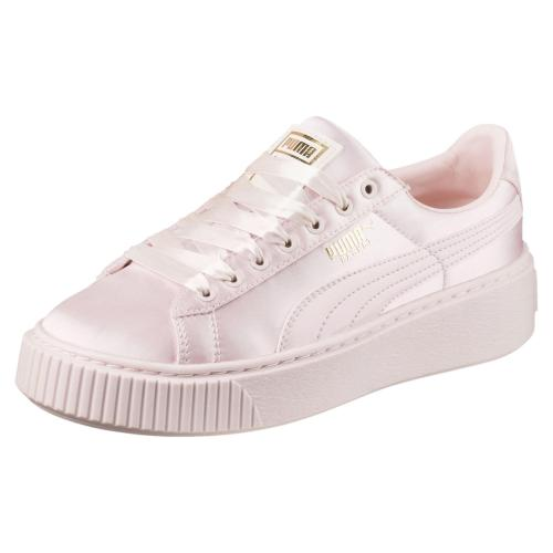 Puma Scarpe Basket Platform Tween PS  Junior