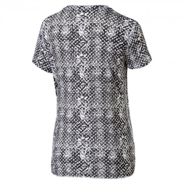 Puma T-shirt Graphic S/s  Donna Bianco Tifoshop