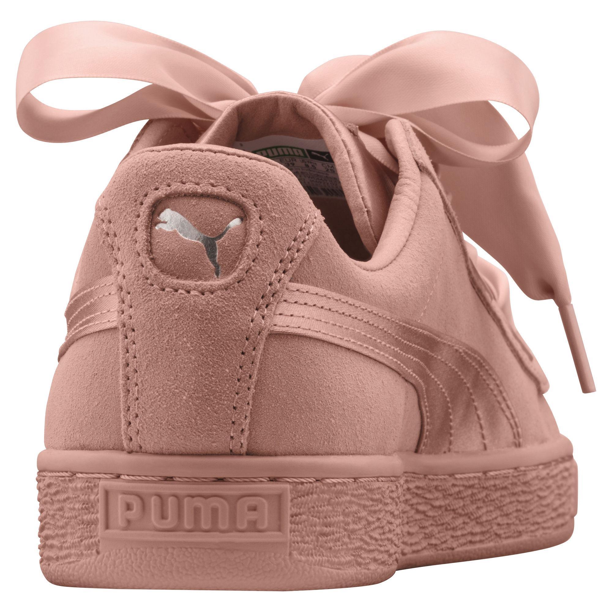 Puma Scarpe Suede Heart EP Donna