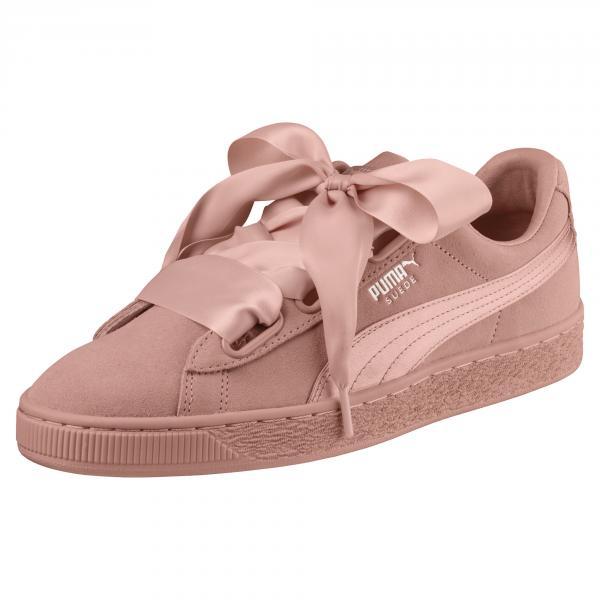 site réputé 6ceea eee07 Puma Shoes Suede Heart EP Woman