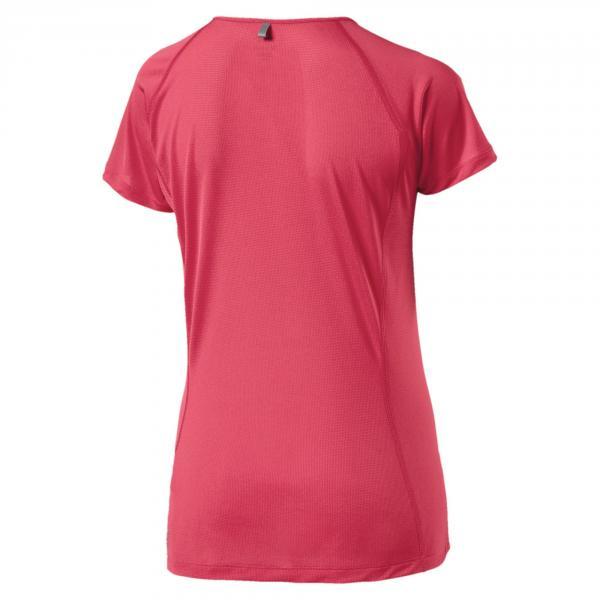 Puma T-shirt Core-run S/s  Donna Rosa Tifoshop