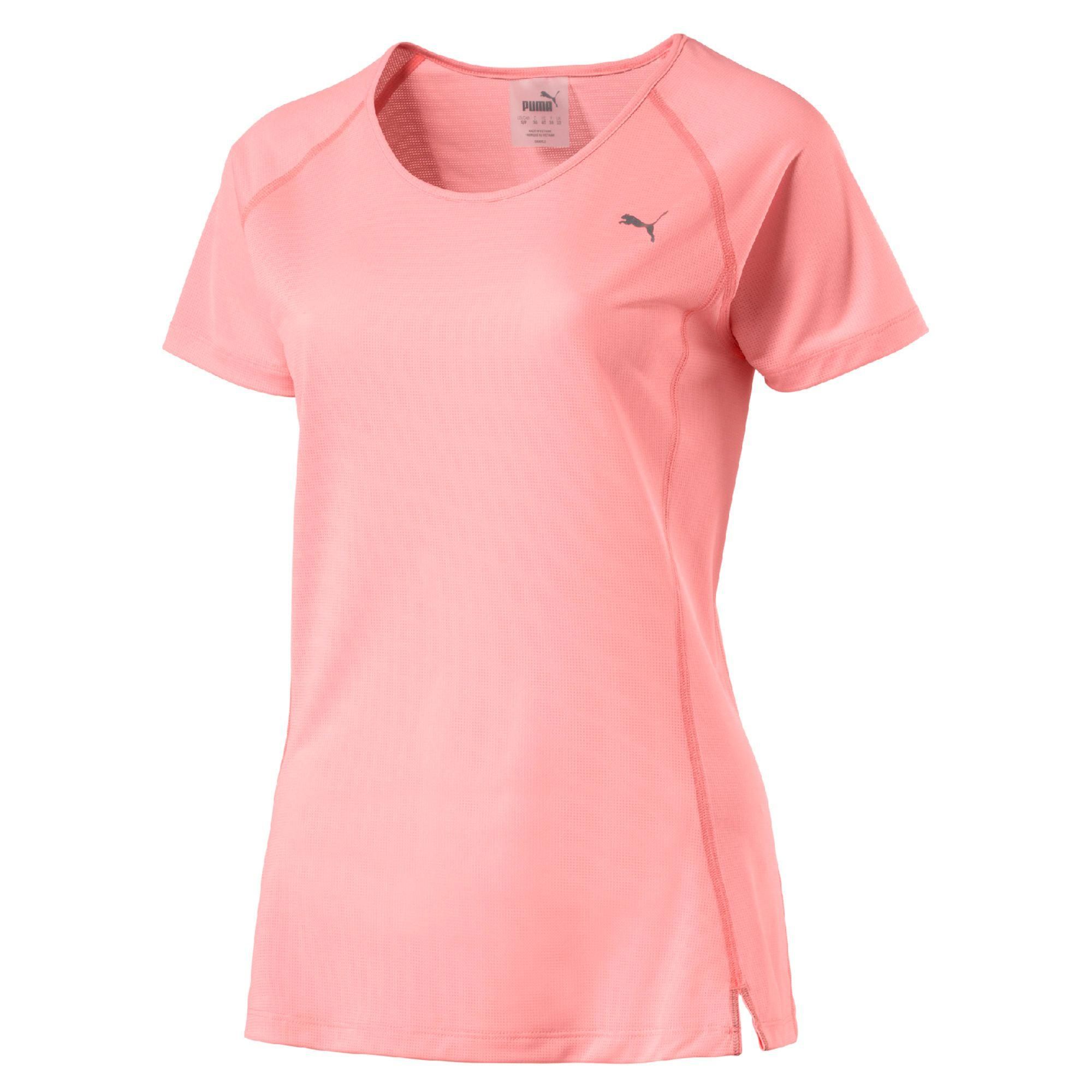 Puma T-shirt Core-run S/s  Donna