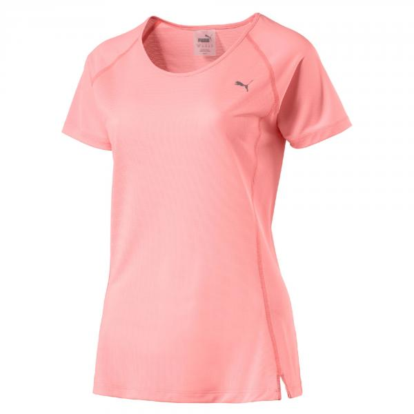 Puma T-shirt Core-run S/s  Donna Pesca