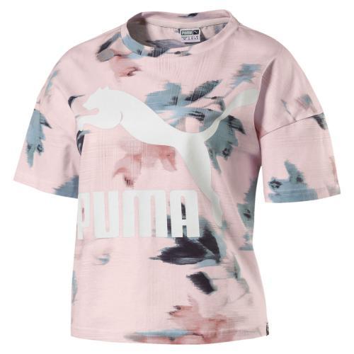 Puma T-shirt Classics Logo  Femmes