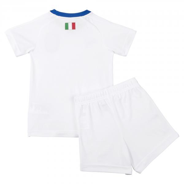 Completino Bambino Figc Away Bianco FIGC Store