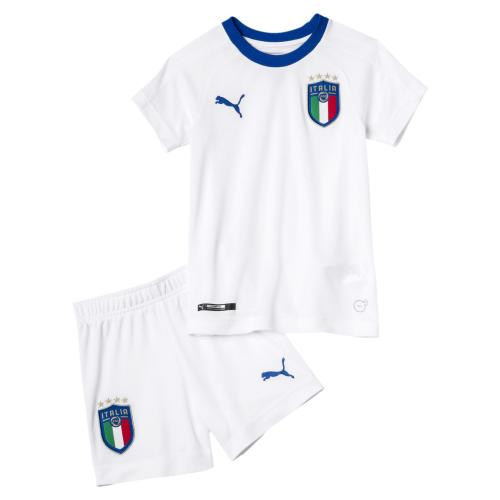 Puma Game Kit Away Italy Baby  18/20