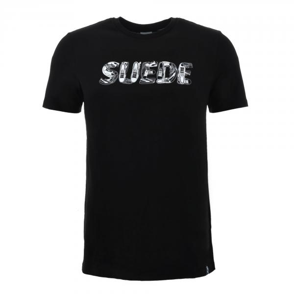 Puma T-shirt Suede Celebration Nero
