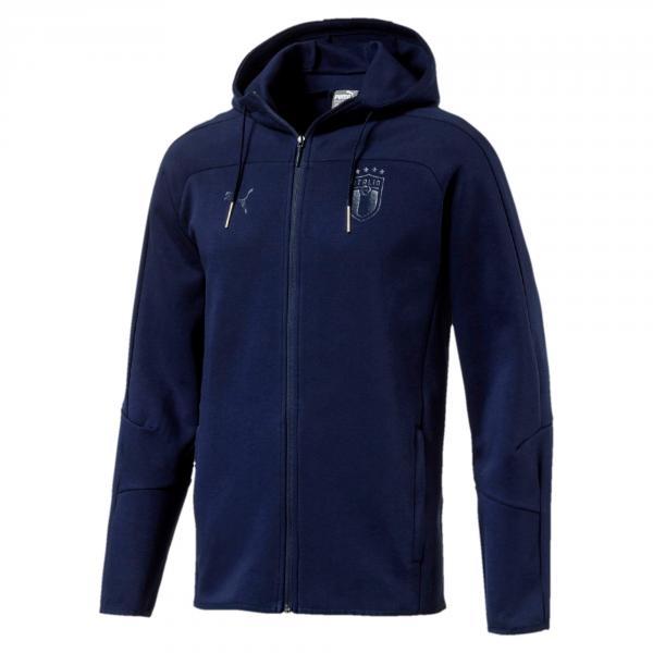 Felpa Figc Azzurri Blu FIGC Store
