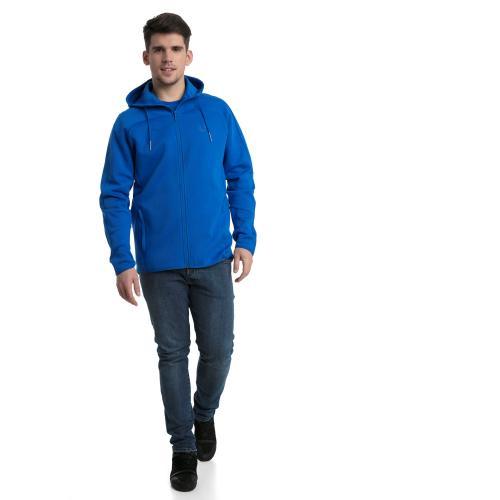 afa1c9f36908 Puma Sweatshirt Figc Azzurri Italy Team Power Blue - Tifoshop.com