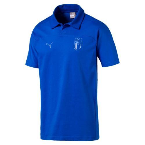 Puma Polo FIGC Azzurri Italia