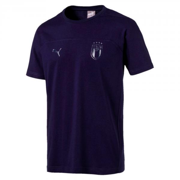 Figc Azzurri Tee PEACOAT FIGC Store