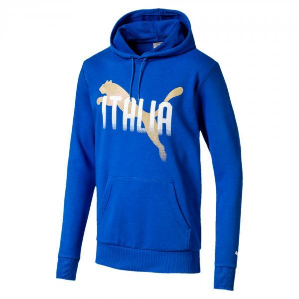 Felpa Figc Azzurro FIGC Store