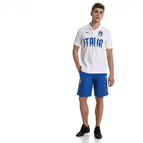Polo Figc Bianco FIGC Store