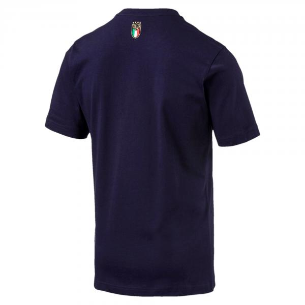 Tshirt Figc Blu FIGC Store