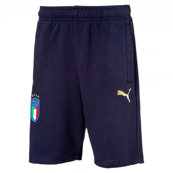 Bermuda Italia Junior Blu FIGC Store