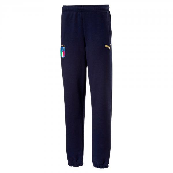 Pantaloni Italia Junior Blu FIGC Store