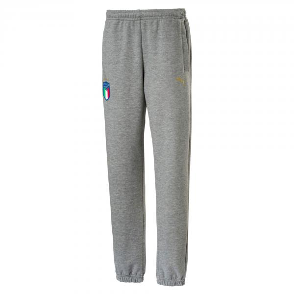 Figc Italia Sweat Pants Junior MEDIUM GRAY HEATHER FIGC Store