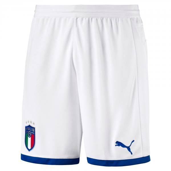 Pantaloncino Gara Italia Bianco FIGC Store