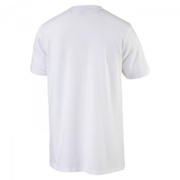 Puma T-shirt Archive Logo Bianco Tifoshop