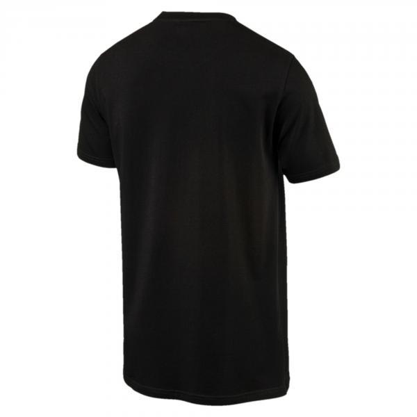 Puma T-shirt Archive Logo Nero Tifoshop