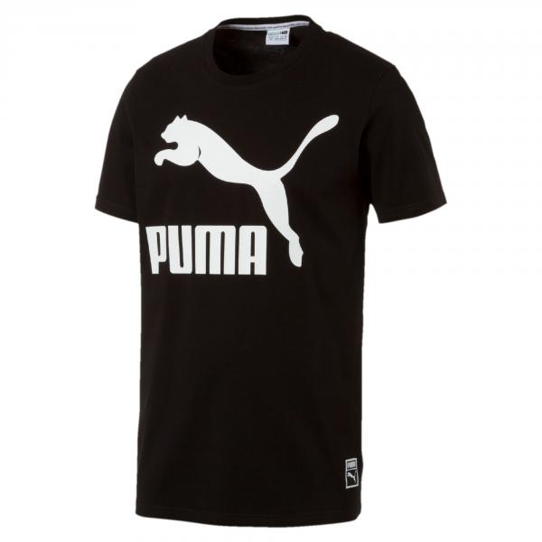 Puma T-shirt Archive Logo Nero