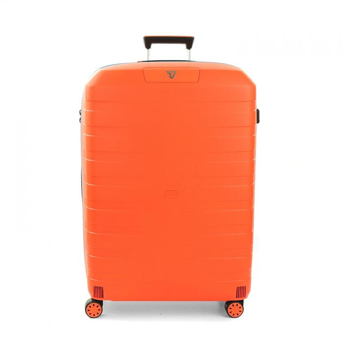 Trolley Grande Taille  ORANGE/LIGHT BLUE Roncato