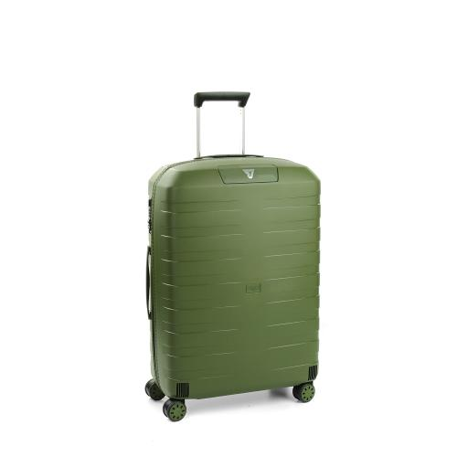 MEDIUM LUGGAGE  MILITARY GREEN