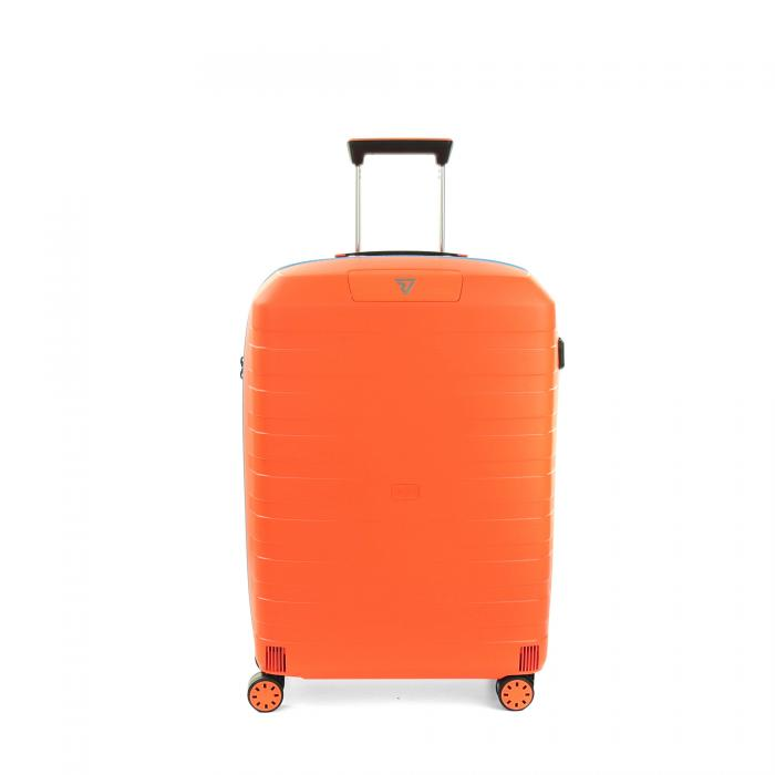 Trolley Moyenne Taille  ORANGE/LIGHT BLUE Roncato