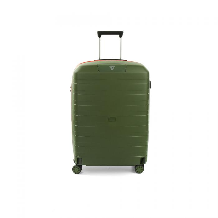 Trolley Moyenne Taille  GREEN MILITARY/ORANGE Roncato