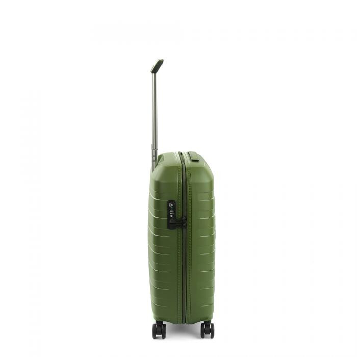 Cabin Luggage  GREEN MILITARY Roncato