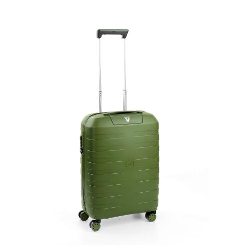 CABIN LUGGAGE  GREEN MILITARY