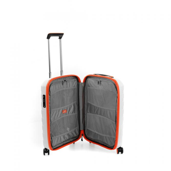Trolley Cabine  WHITE/ORANGE Roncato