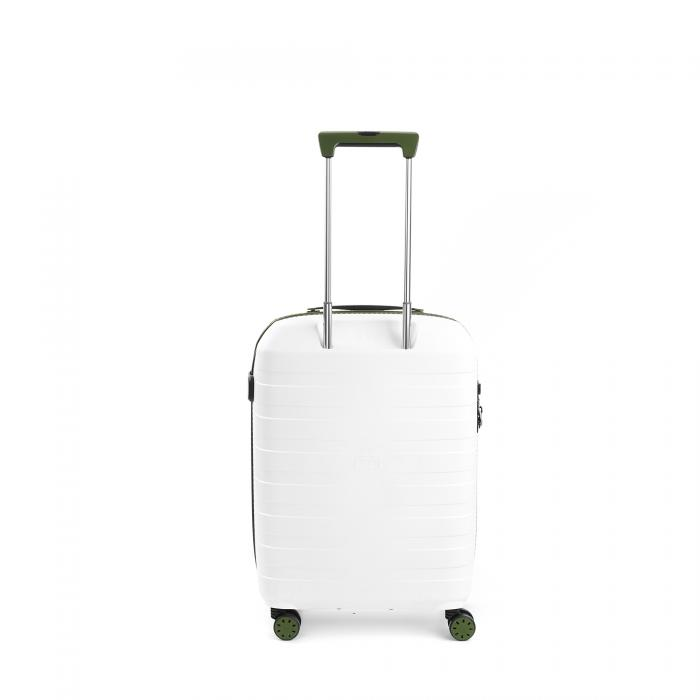 Trolley Cabine  WHITE/MILITARY GREEN Roncato